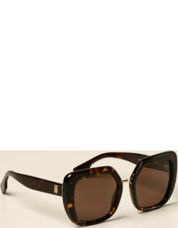 Burberry sunglasses in acetate with TB logo