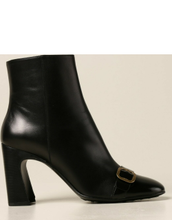Heeled Ankle Boots TODS Women colour Black