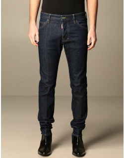 Dsquared2 regular waist jeans with Icon logo