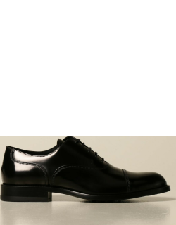 Tod's Oxford shoes in brushed calfskin