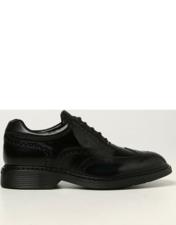 H576 Hogan derby shoes in leather