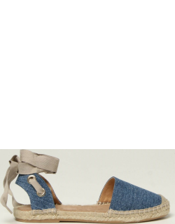 Espadrilles MY CHALOM Women colour Stone Washed