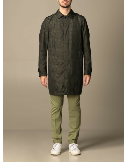 Trench Coat DONDUP Men colour Military