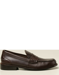 Loafers CLARKS Men colour Brown