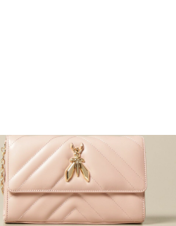 Fly Patrizia Pepe bag in quilted leather