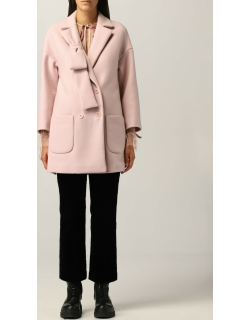 Red Valentino doublebreasted coat