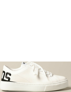 Gcds sneakers in genuine leather