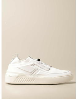 No Code X Tod's sneakers in leather and technical fabric