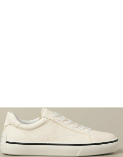Tod's sneakers in grained leather