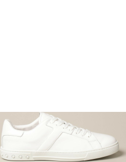 Tod's sneakers in leather with logo