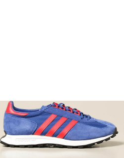 Racing 1 Adidas Originals sneakers in leather and suede