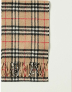 Classic Burberry scarf in check wool