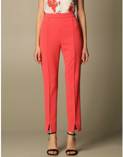 Moschino Boutique slim cady trousers