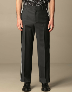 Valentino trousers in wool and Mohair