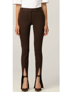 The Attico trousers with front slits