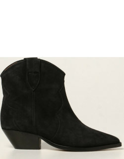Dewina Isabel Marant ankle boots in suede