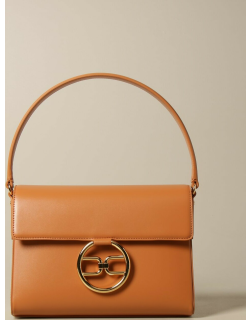 Elisabetta Franchi bag in synthetic leather with logo