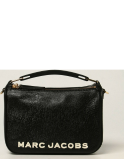 The Softbox Marc Jacobs bag in textured leather