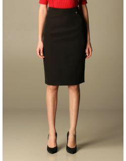Twinset pencil skirt in crepe