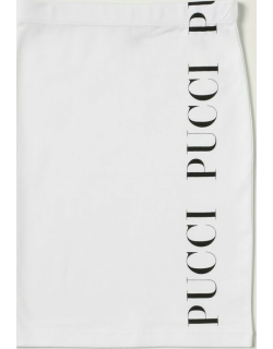 Emilio Pucci pencil skirt with logo