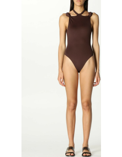 The Attico onepiece swimsuit in stretch fabric