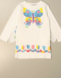 Stella McCartney dress with maxi butterfly