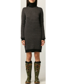 Dsquared2 dress in wool blend