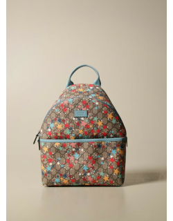 Gucci backpack in GG Supreme fabric with stars