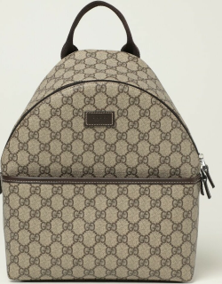 Gucci backpack in GG Supreme fabric