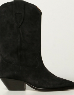 Duerto Isabel Marant boots in suede