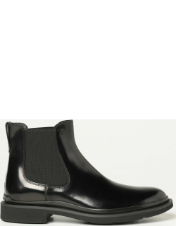 Tod's ankle boot in brushed leather
