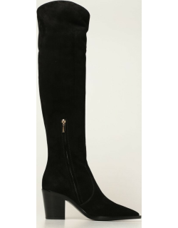 Gianvito Rossi boot in suede