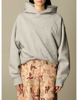 Maeve The Attico hooded jumper in cotton