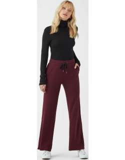 Supersoft French Terry Wide Leg Sweatpant