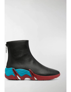 Raf Simons Cylon high-top leather sneakers