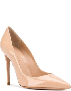 Gianvito Rossi pointed toe 105mm pumps