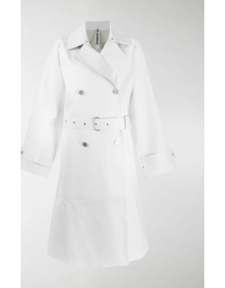 Jil Sander double breasted trench coat