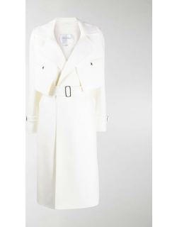 Max Mara belted tailored trench coat