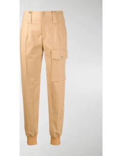 Chloé tapered cargo trousers