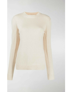 Marni knitted round neck jumper
