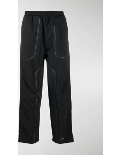 A-COLD-WALL* overlay straight-leg track pants