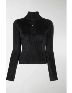 Moncler Genius knitted roll neck top
