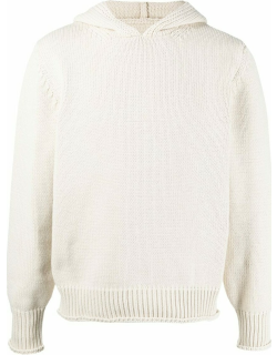 Jacquemus chunky-knit hooded jumper