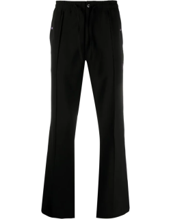 Needles mid-rise flared cropped trousers