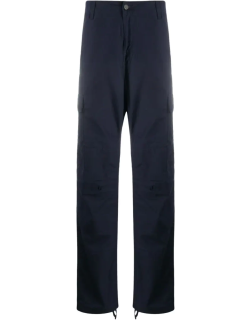 Carhartt WIP logo-patch cotton cargo trousers