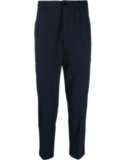 Department 5 cropped slim-fit chinos