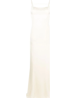 Jacquemus cut-out detail sleeveless gown