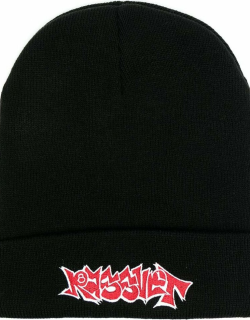 PACCBET embroidered-logo beanie