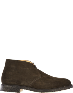 Men's suede desert boots lace up ankle boots ryder