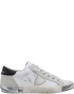 Women's shoes leather trainers sneakers prsx
